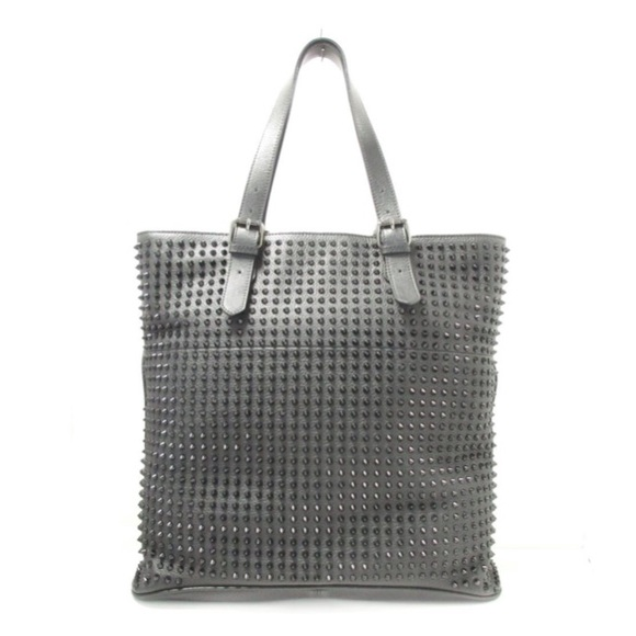 8c5102a3c85 Christian Louboutin studded tote brand new!